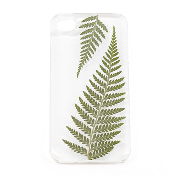 Feather Fern iPhone 4/4s Case