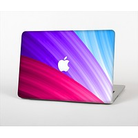 The Radiant Color-Swirls Skin Set for the Apple MacBook Air 11""