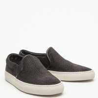 Woman by Common Projects / Slip On Patterned Suede