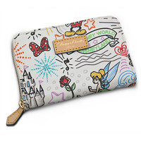 Disney Sketch Wallet by Dooney & Bourke | Disney Store