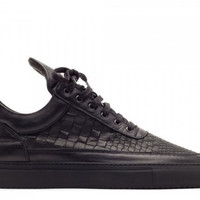 Low Top ACP Woven Black