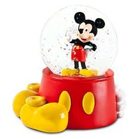 Mickey Mouse Mini Snowglobe - Best of Mickey | Disney Store