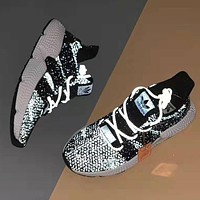 Adidas Fashion Men Casual Luminous Sport Sneakers Shoes