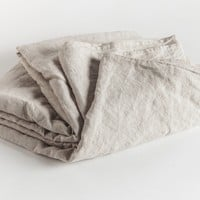 Soft Washed Pure Linen Duvet Cover
