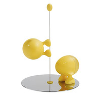 I liked this design on #Fab. Lilliput S&P Set Yellow