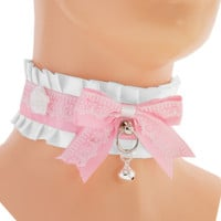 Kitten play collar, bdsm, DDLG, Petplay S1