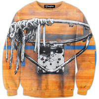 Welcome to the Streets Crewneck