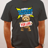 Thunder Buddies For Life Mens Shirt