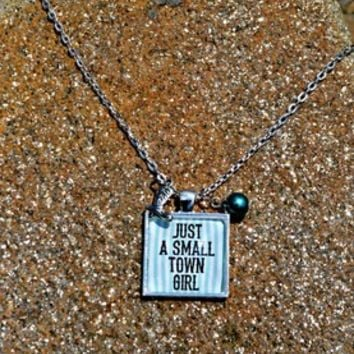 Small Town Girl-Stripes