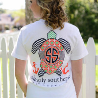 Simply Southern Turtle Tee