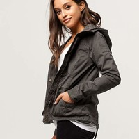 FULL TILT Quilted Womens Anorak Jacket | Jackets