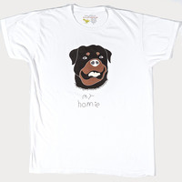 ROTTWEILER GRAPHIC TEE - LOOSE FIT
