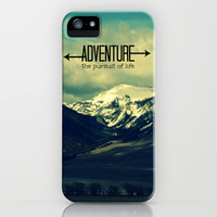 Adventure iPhone & iPod Case by RDelean   Society6