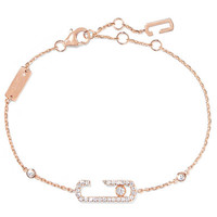 Messika - Move Addiction 18-karat rose gold diamond bracelet