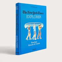 The New York Times Explorer: Beaches, Islands & Coasts By Barbara Ireland   Urban Outfitters
