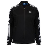 adidas Originals Supergirl Track Top - Women's at Foot Locker