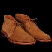 UNIONMADE - Alden - Unlined Chukka Boot in Snuff Suede 1493