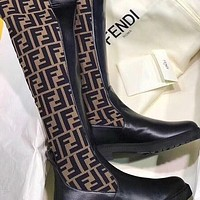 Fendi Fashion Casual Boots
