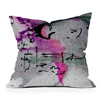 Ginette Fine Art Galileo 1 Throw Pillow