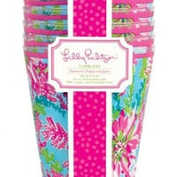 Lilly Pulitzer Tumblers Trippin' N Sippin'