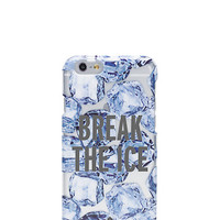 Kate Spade Break The Ice Iphone 6 Case Clear ONE