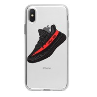 LARGE YEEZY 350 RED CUSTOM IPHONE CASE