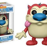 Funko Pop Animation: Ren & Stimpy - Stimpy Vinyl Figure