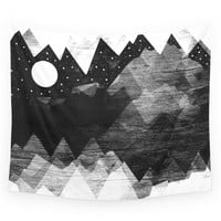 Society6 Torn Mounts Wall Tapestry