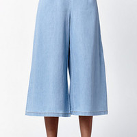THE FIFTH City Safari High-Waisted Culottes at PacSun.com