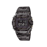 Casio G-Shock Limited Edition Full Metal Titanium DLC Camouflage Square Watch