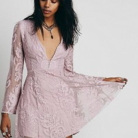 Free People Reign Over Me Lace Dress at Free People Clothing Boutique