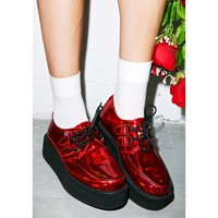 PRISMATIC RED CREEPERS
