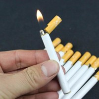 Creative Mini Portable Jet Cigarette Torch Lighter