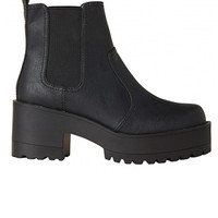 Lipstik Shoes - Eamon Boot - Black