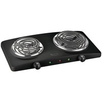 Betty Crocker Portable Double Burner