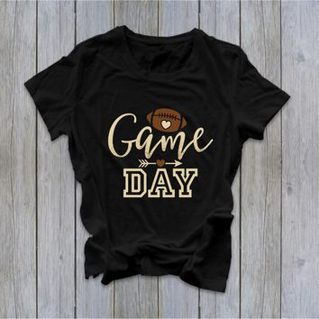 Game Day  - Ruffles with Love - Tee