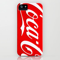 Coca-Cola iPhone & iPod Case by