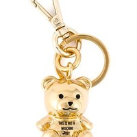 Moschino Teddy Bear Keyring - O' - Farfetch.com