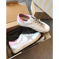 Golden Goose Ggdb Golden Goose Ggdb Superstar Sneakers Style #3