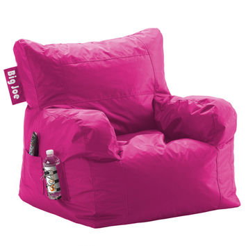 Big Joe Bean Bag Dorm Chair at Brookstone—Buy Now!