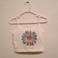 Daisy Fresh Crop Halter