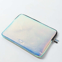 Skinnydip Holographic Laptop Case | Urban Outfitters