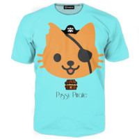 Pussy Pirate Tee