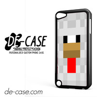 Minecraft White For Ipod 5 Ipod Touch 5 Case Phone Case Gift Present YO