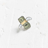 VERAMEAT Flying Money Pin - Urban Outfitters