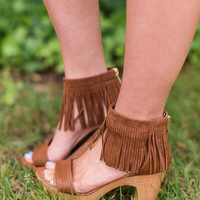 Gladiator Wedged Heel