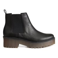 Platform Chelsea Boots - from H&M