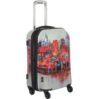 "IT Luggage 4-Wheeled Painted Lady 30"" Upright - eBags.com"