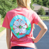 Simply Southern Tee - Magnolia