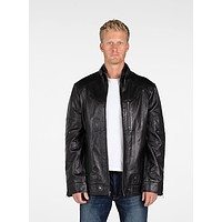 Swift Mens Leather Jacket